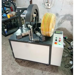 Horizontal Coil Stretch Wrapping Machine
