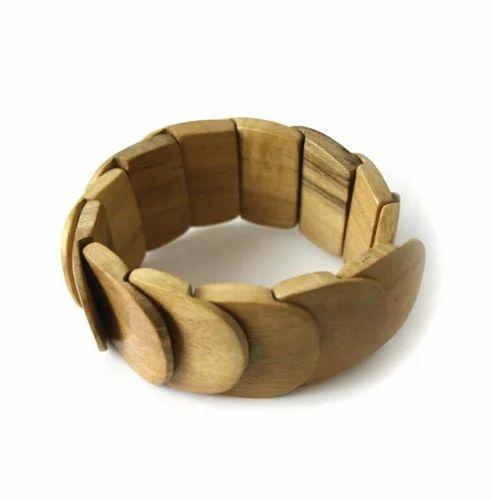 Decor N Utility Crafts Wooden Bracelets