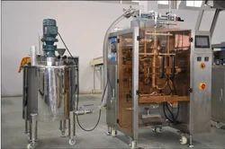 Collar Type Liquid Pouch Packing Machine