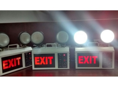 Emergency Exit Signage Light
