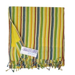Kenyan Beach Microfiber Kikoy Terry Towels