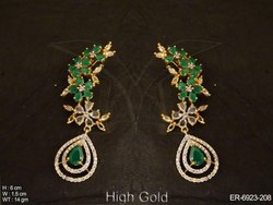 Designer AD Earrings