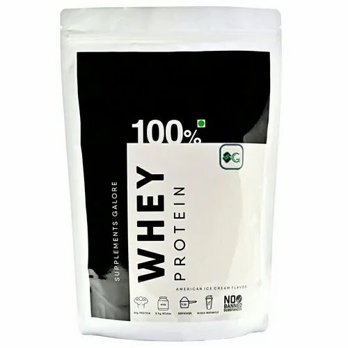 American Ice Cream Flavored Whey Protein Concentrate