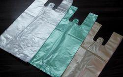 W Cut Polyethylene Bags
