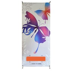 Multi-Function Adjustable X Banner Stands