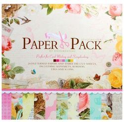Grizzly Qatalitic Decorative Paper Pack, Packaging Type: 24 Set
