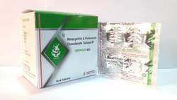 Amocxycillin 500 Mg & Clavulanic Acid 125 Mg Tablet