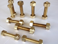 Aluminium Bronze Nuts