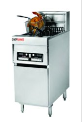 Digital Electric Deep Fryer 30 Ltrs