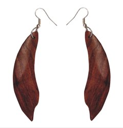 Wooden Earrings Base