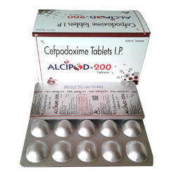 Cefpodoxime Tablet
