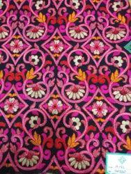 Multi Embroidery Fbrics