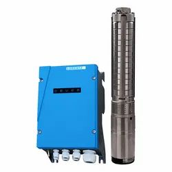 Solar Submersible Pump 1.0HP With Controller