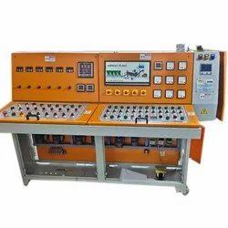 Three Phase Asphalt Drum Mix Plant Control Panel
