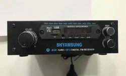 Metal SHYAMSUNG FM- USB Player With Speaker, Model Name/Number: Ipl