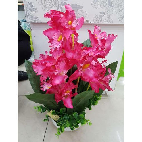 artificial indoor flowering plant at rs 500 /piece | crowford market Artificial Indoor Flowers