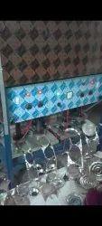 Four Die Paper Thali Machine