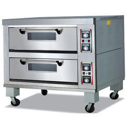 Two Deck Oven (Gas/Electric)
