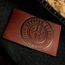 Leather Labels for jeans