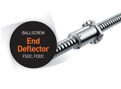End Deflector Ball Screw FSDC,FDDC