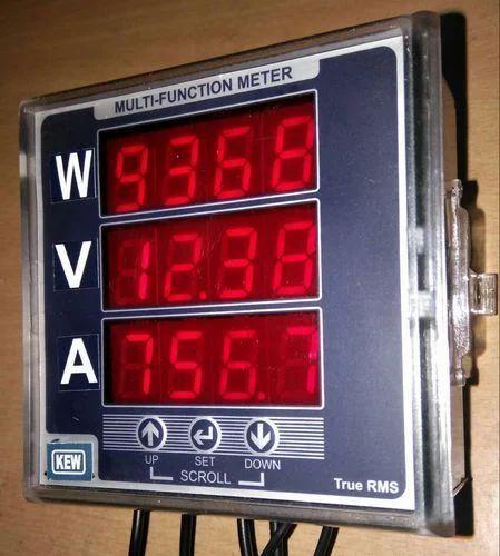 AC & DC Volt And Ampaccaere 2942 Wattmeter