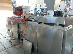 Fully Automatic 3 Layer Chapati Making Machine
