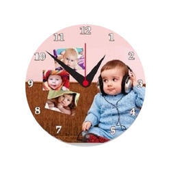Sublimation Table Clock