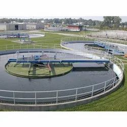 Mild Steel 1 MLD Waste Water Treatment Plant, Automation Grade: Automatic