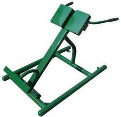 Back Extension Outdoor Green Gym Equipment