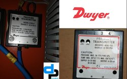 Dwyer Series 616C -20B Differential Pressure Transmitter Range 10-0-10 in wc