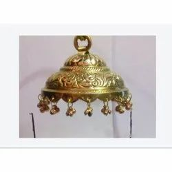 Brass Chattar, For Puja