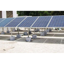 100 kW Solar Rooftop System