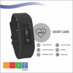 GOQII PULSE  FITNESS BAND