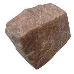 Pink Fedlspar Rock, 1 Ton