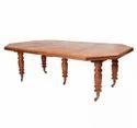 Brown Color Antique Tables