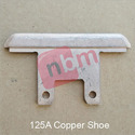 125A Current Collector Copper Shoe
