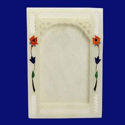 Marble Inlaid Decorative Picture Frame