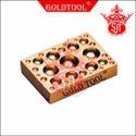 Gold Tool Bronze Domming Block