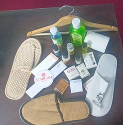 Hotel Guest Room Amenities Kit
