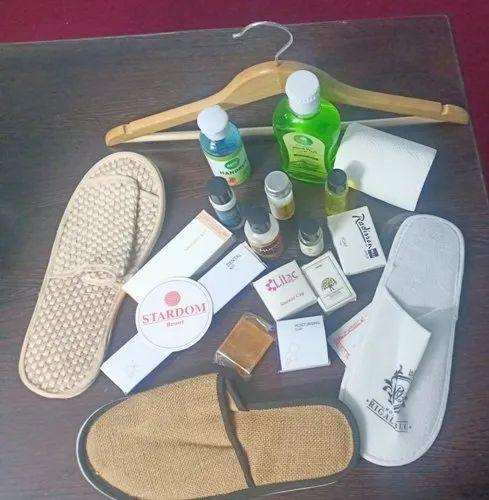 Hotel Guest Room Amenities Kit