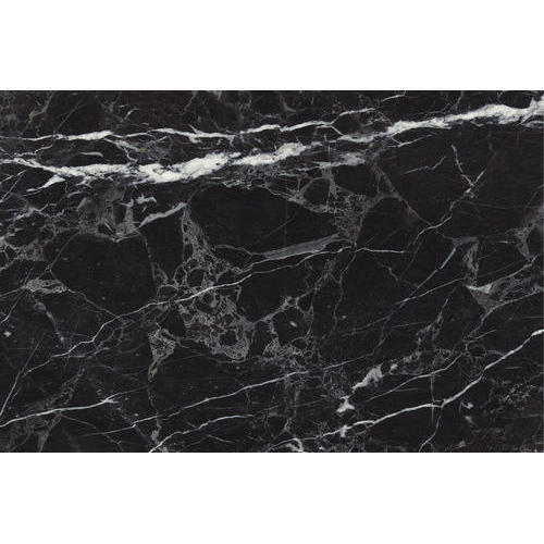 Black Stone Marble Slab For Kitchen Top And Countertop