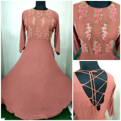 Muslin Gown