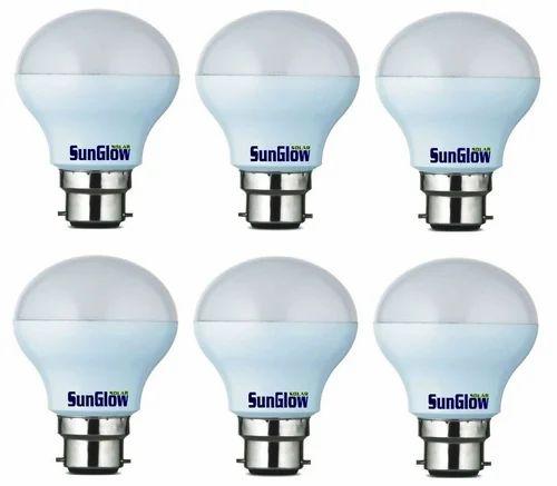 7 W DC LED Bulb