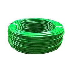 PVC Coated Green Wire