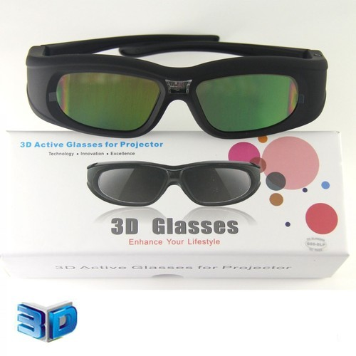 3D Active Glasses for Projector