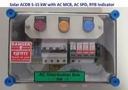 Three Phase Solar AC Distribution Box