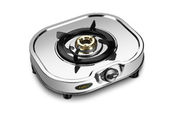 SS Single Burner Gas Stove STAR-1B-108, STAR-SU-1B-108