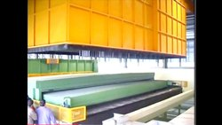 Hot Dip Structure Galvanizing Plant
