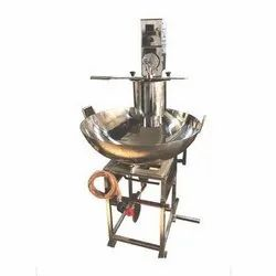 Vada Making Machine Fully Automatic - Pneumatic