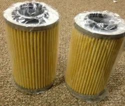Doe And Soe Type Glass Fiber Compressor Oil Filters